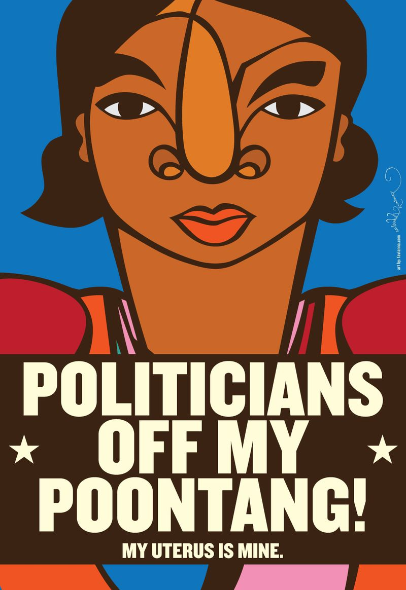 PoliticiansOffMyPootang