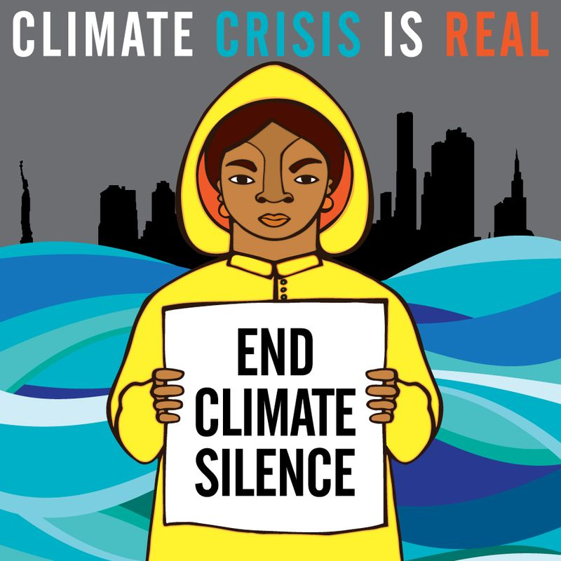 ClimateChangeIsReal