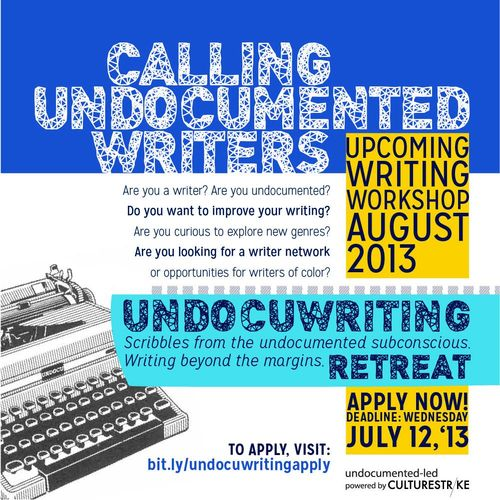 Undocuwriting call out