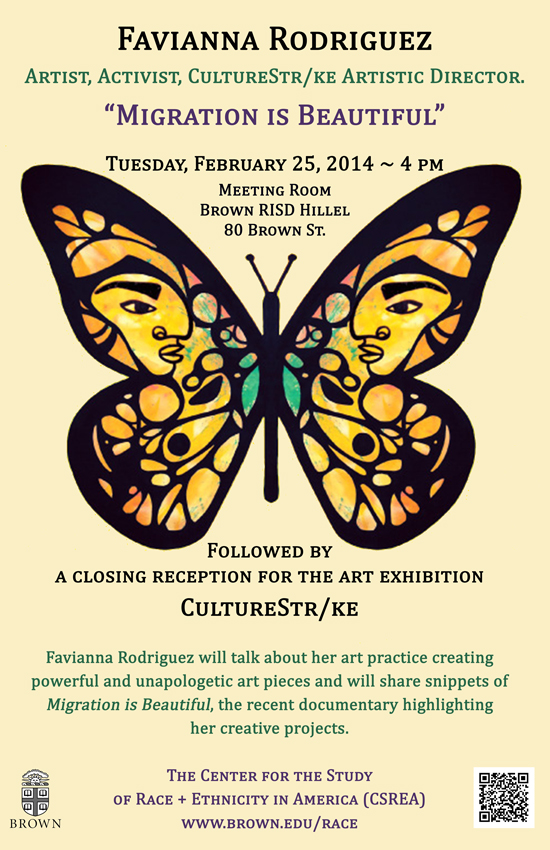 Favianna Brown Event