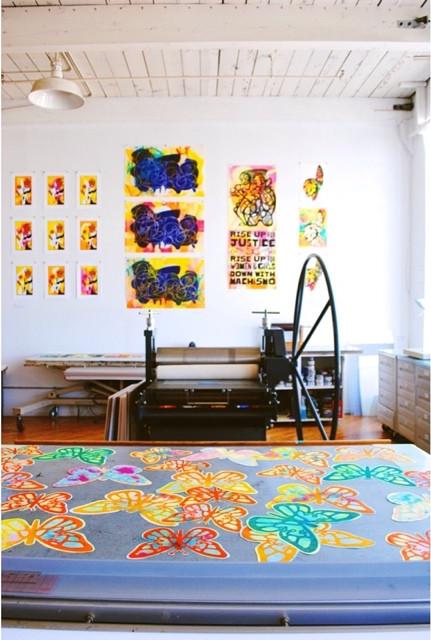 Favianna Open Studio
